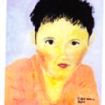 Carmen Mcleod  boy art