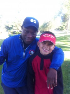 KPIX CBS 5's Vernon Glenn and my son
